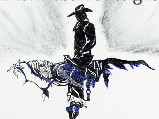 Western Realism Art by Drew Kasunic